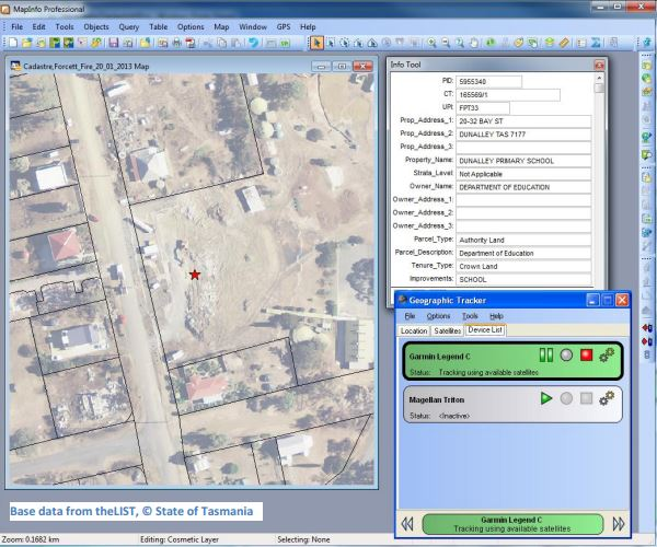 Sorell Council Use Insight GIS to Improve Fire Abatement Process