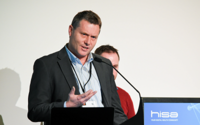 Insight GIS presents at National Health Informatics Conference