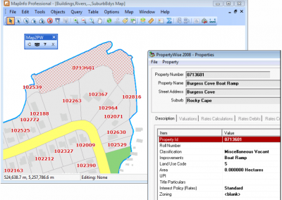 Map2PropertyWise